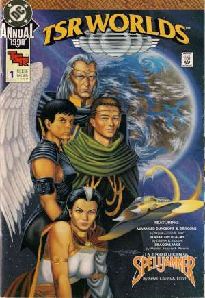 TSR Worlds#1