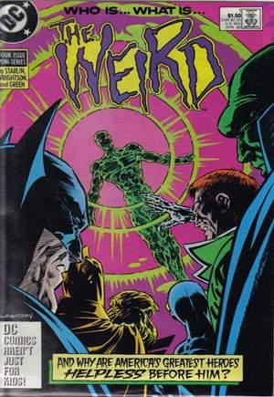 Weird (1988)#1B