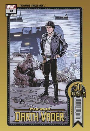 Star Wars: Darth Vader (2020-2021)#13B