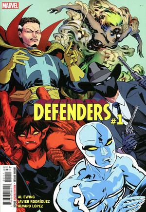 Defenders (2021)#1A