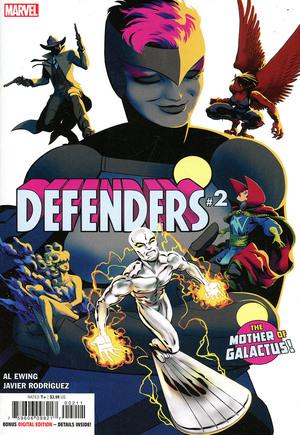Defenders (2021)#2A