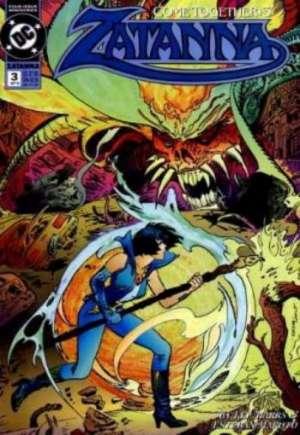 Zatanna (1993)#3