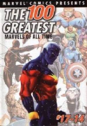 100 Greatest Marvels of All Time (2001)#3