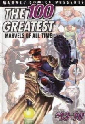 100 Greatest Marvels of All Time (2001)#4