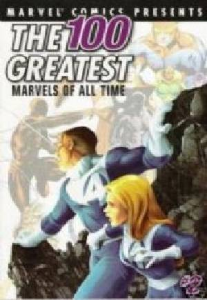 100 Greatest Marvels of All Time (2001) #9