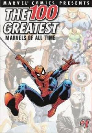 100 Greatest Marvels of All Time (2001) #10A