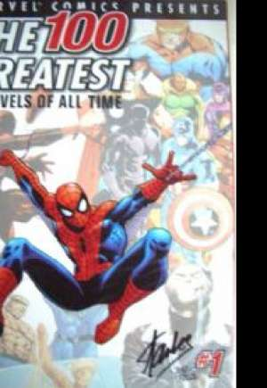 100 Greatest Marvels of All Time (2001)#10B