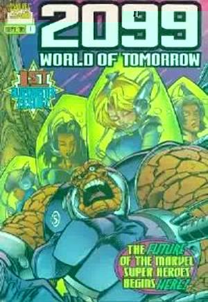 2099: World of Tomorrow (1996-1997)#1