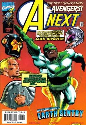 A-Next (1998-1999)#2A