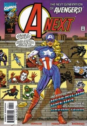 A-Next (1998-1999)#4