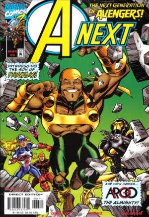 A-Next (1998-1999)#6