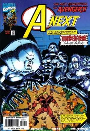 A-Next (1998-1999)#9