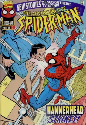 Adventures of Spider-Man/X-Men (1996-1997) #2