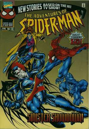 Adventures of Spider-Man/X-Men (1996-1997) #3