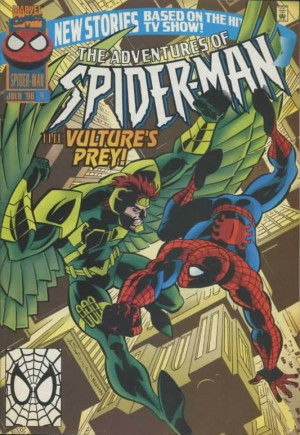Adventures of Spider-Man/X-Men (1996-1997)#4