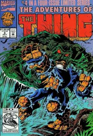 Adventures of the Thing (1992) #4B