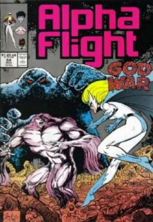 Alpha Flight (1983-1994) #64