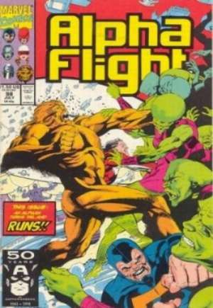 Alpha Flight (1983-1994)#98