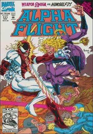 Alpha Flight (1983-1994)#111