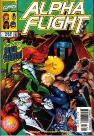 Alpha Flight (1997-1999)#16