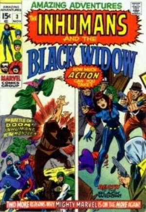 Amazing Adventures (1970-1976)#3A