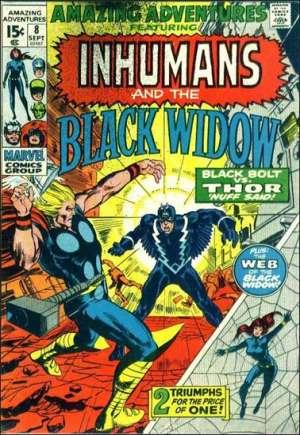 Amazing Adventures (1970-1976)#8A