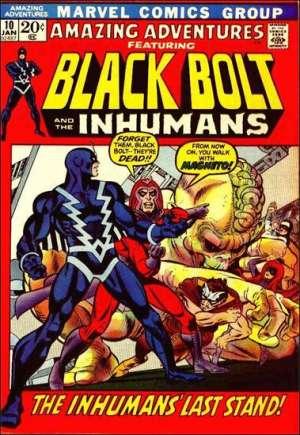 Amazing Adventures (1970-1976)#10A