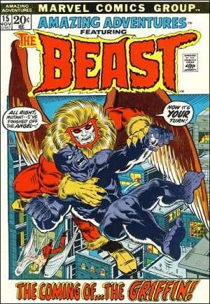 Amazing Adventures (1970-1976)#15A