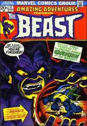 Amazing Adventures (1970-1976)#17