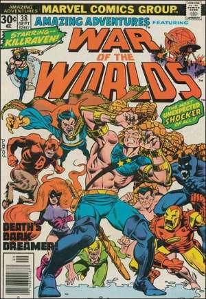 Amazing Adventures (1970-1976)#38