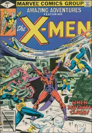 Amazing Adventures (1979-1981)#2A