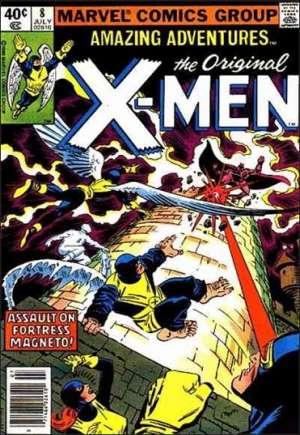Amazing Adventures (1979-1981)#8A