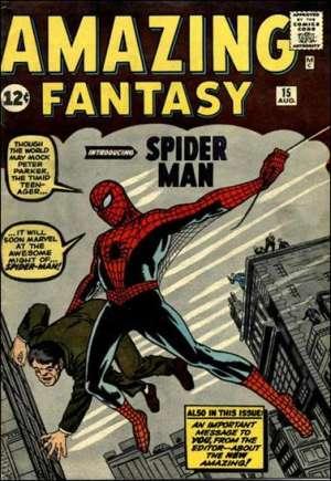 Amazing Fantasy (1962, 1995-1996)#15A