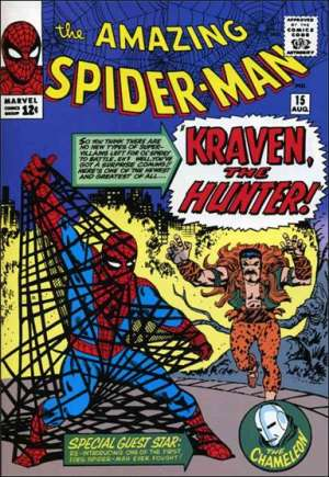 Amazing Spider-Man (1963-1998)#15