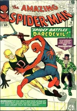 Amazing Spider-Man (1963-1998)#16