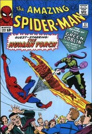 Amazing Spider-Man (1963-1998)#17