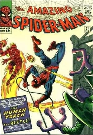 Amazing Spider-Man (1963-1998)#21