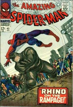 Amazing Spider-Man (1963-1998)#43
