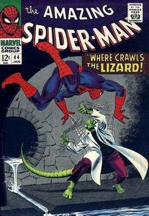 Amazing Spider-Man (1963-1998)#44