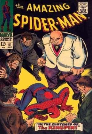 Amazing Spider-Man (1963-1998)#51