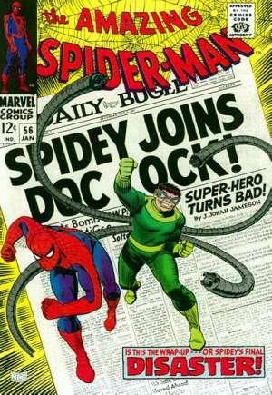 Amazing Spider-Man (1963-1998)#56