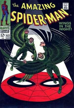 Amazing Spider-Man (1963-1998)#63