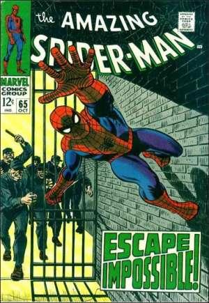 Amazing Spider-Man (1963-1998)#65