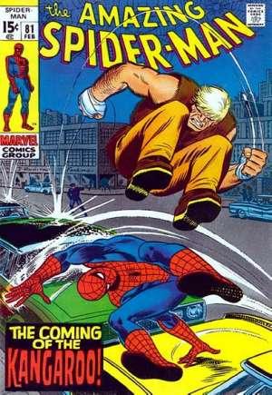 Amazing Spider-Man (1963-1998)#81