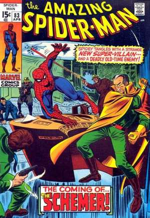 Amazing Spider-Man (1963-1998)#83