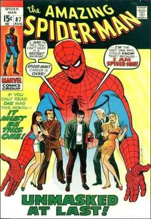 Amazing Spider-Man (1963-1998)#87