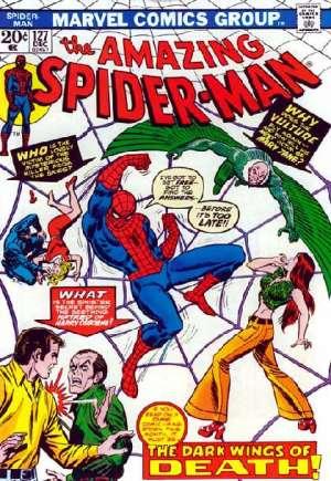 Amazing Spider-Man (1963-1998)#127