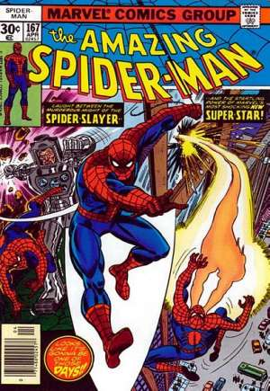 Amazing Spider-Man (1963-1998)#167A