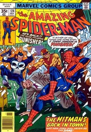 Amazing Spider-Man (1963-1998)#174A