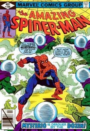 Amazing Spider-Man (1963-1998)#198B